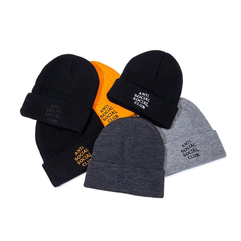 Fashion knitting hat
