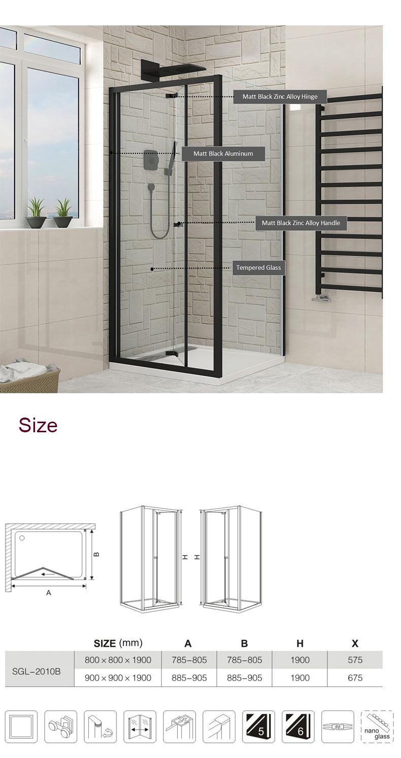 cardinal shower enclosures manufacturers