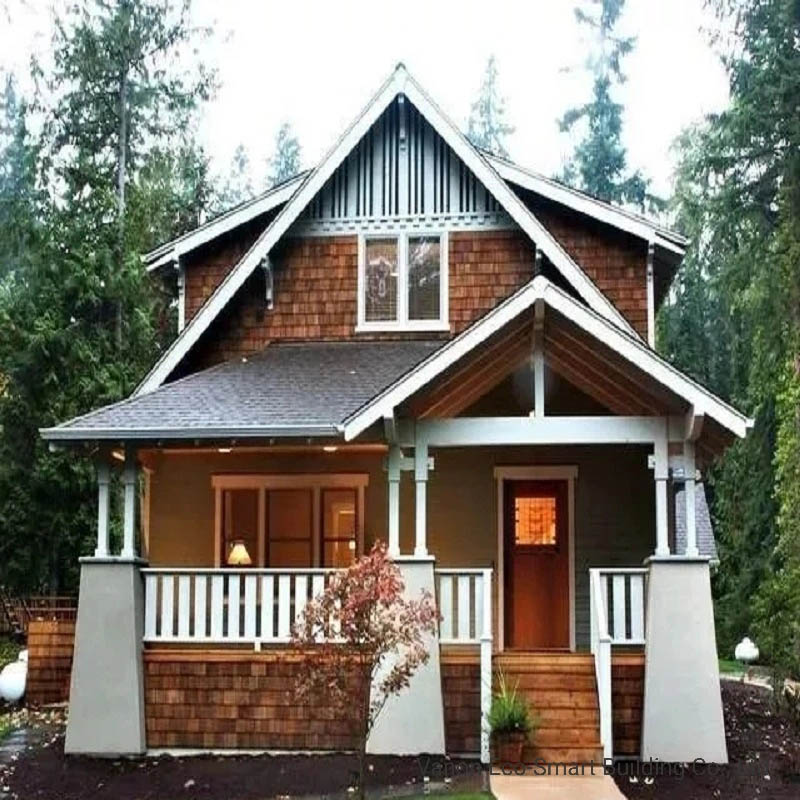 Light Structure Prefab-House Villa