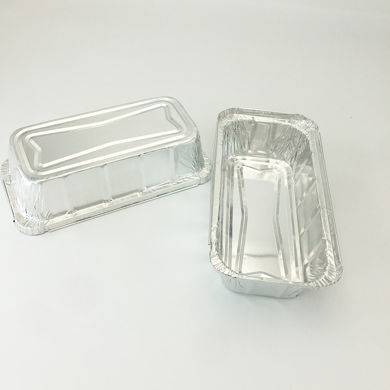 large aluminium foil trays with lids Supplier