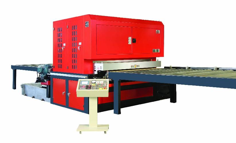 Deburring polishing machine