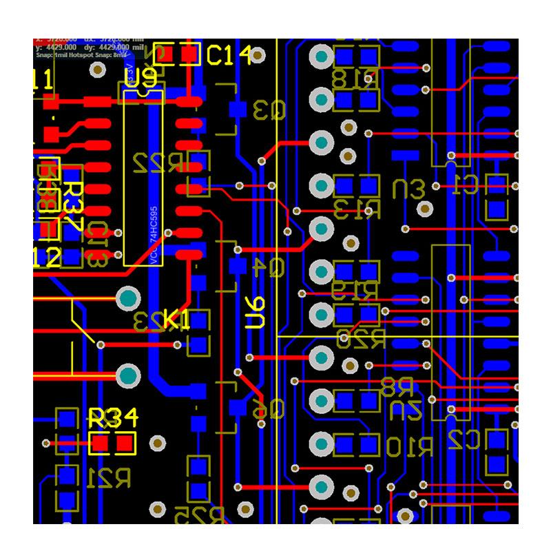 Electronic hardware Design and Source-CNC machining development