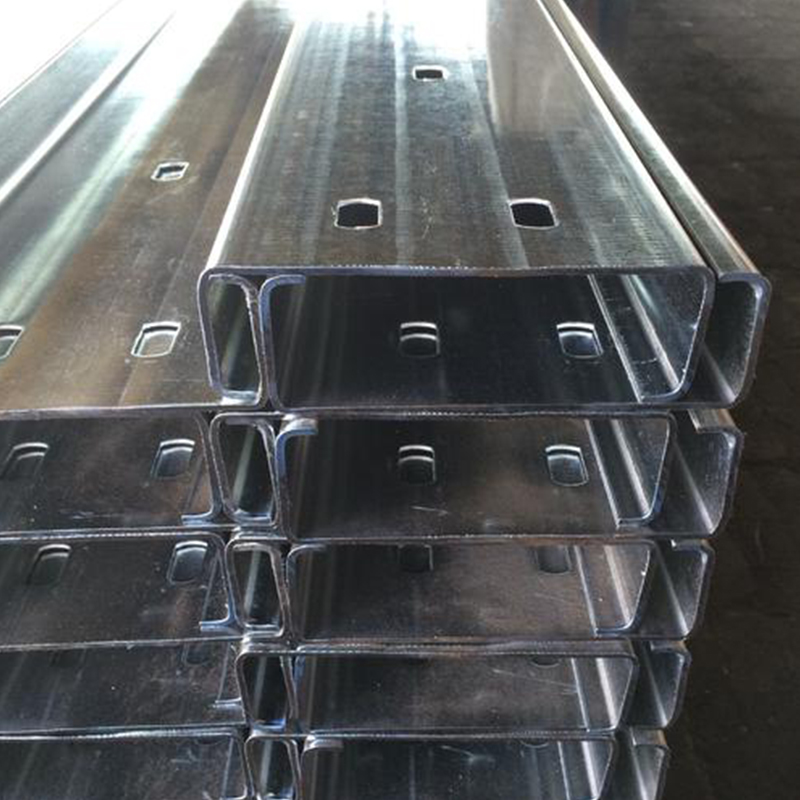 C Channel steel profiles