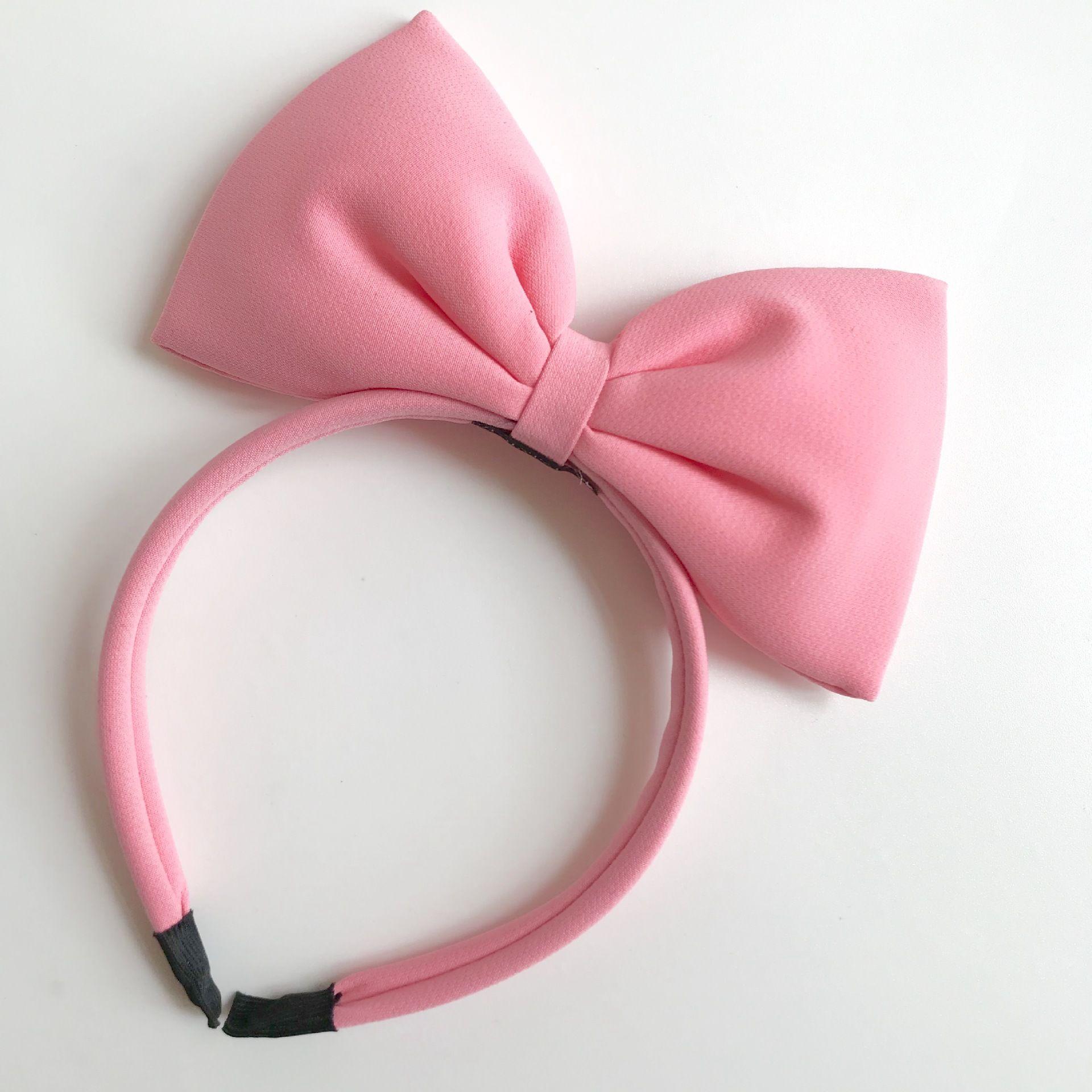 Bow hair band