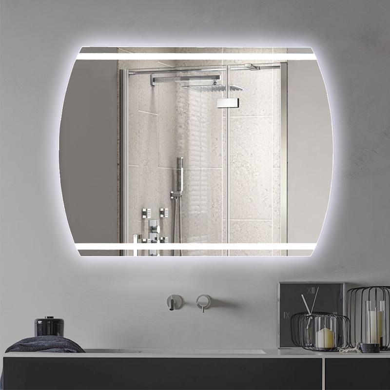 coastal bathroom mirrors