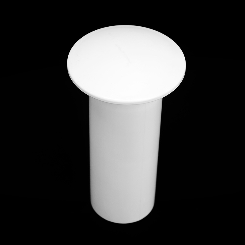 High quality furniture fittings multi-shape injection molding plastic cover