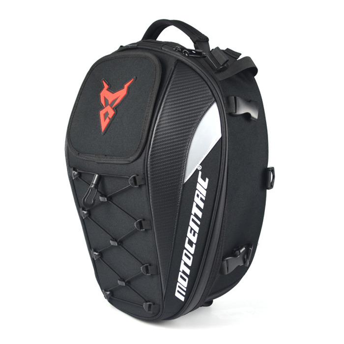 The motorcycle helmet bag