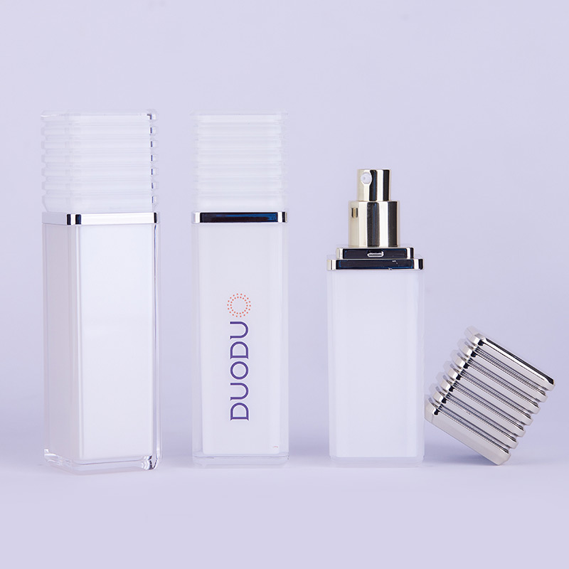 bottles and containers for cosmetics
