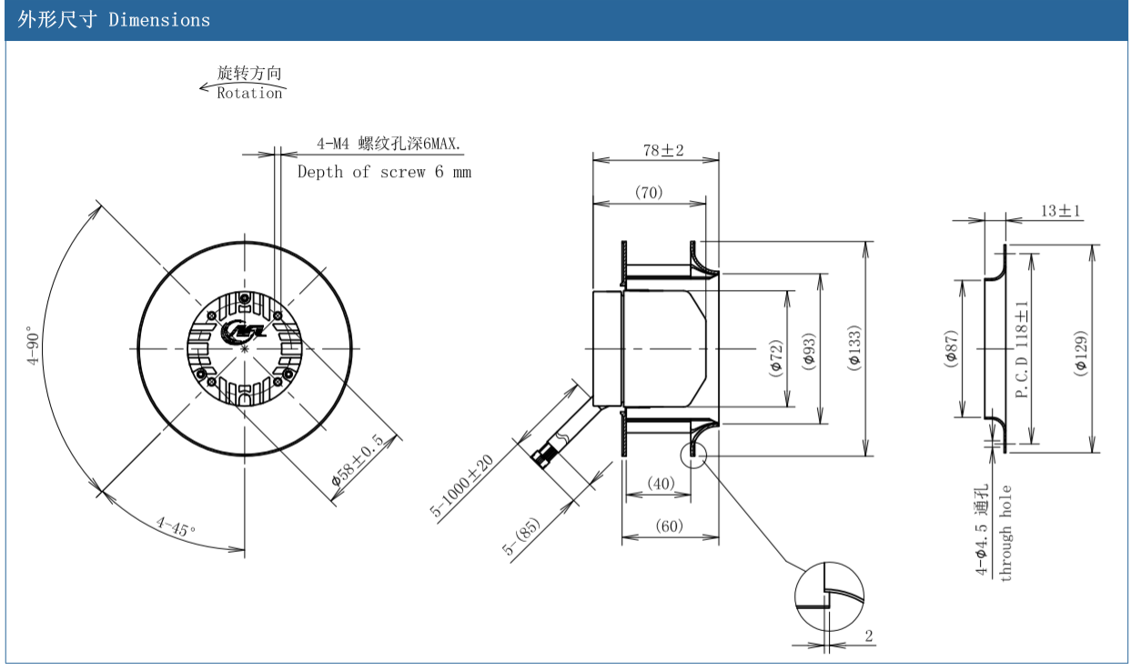 centrifugal fan troubleshooting
