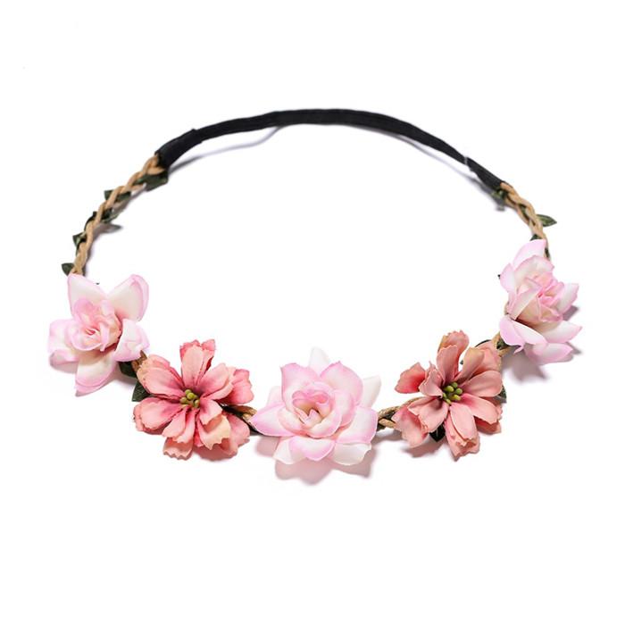 Floral Crown Crown Hair Accessories