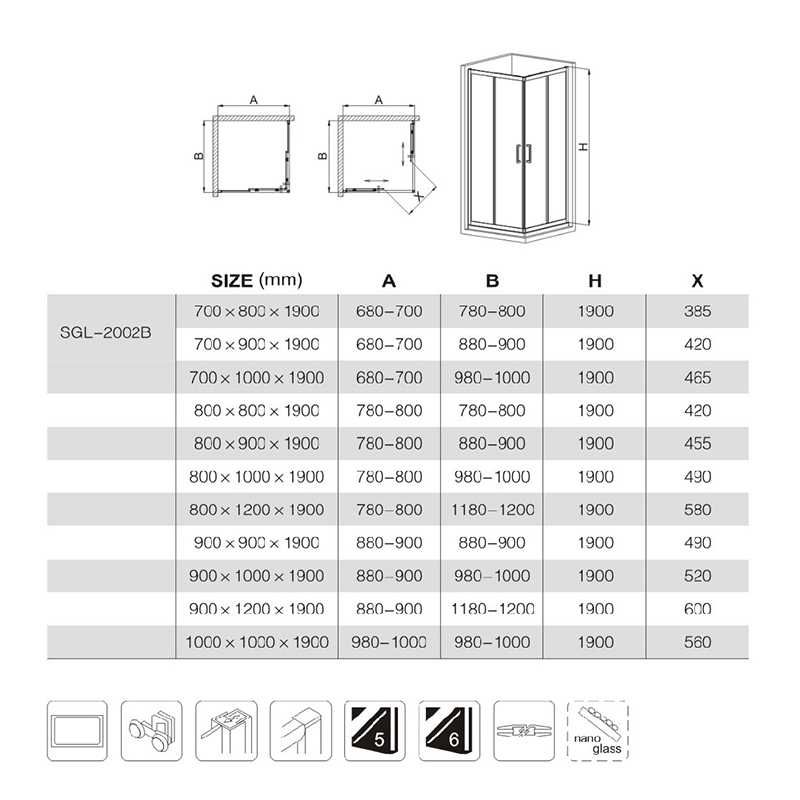 clawfoot tub shower enclosure manufacturers