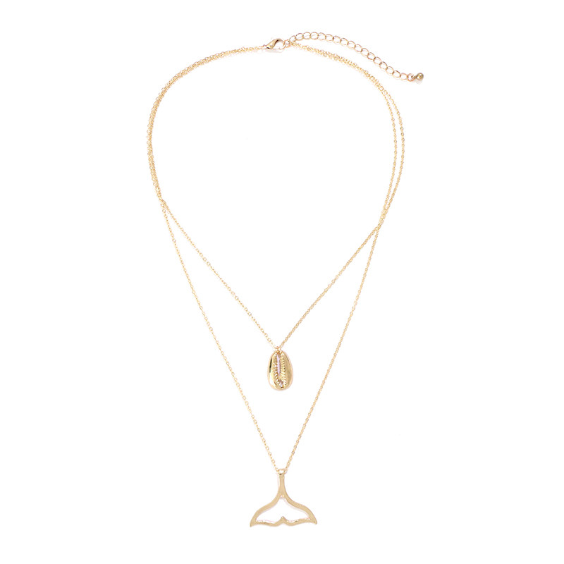 shell necklace womens
