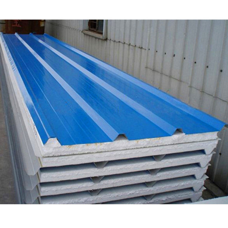 colour coated steel roofing sheets