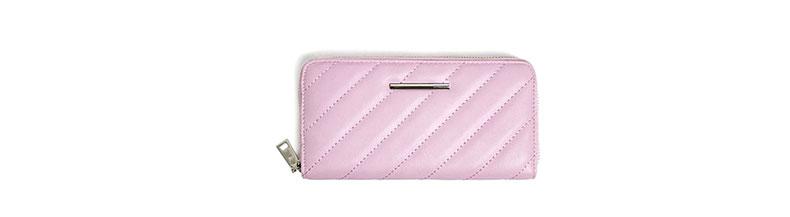 Pink belt bag for women Factory