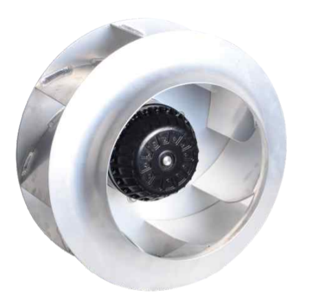 Backward Centrifugal Fans IP54 Protection Class