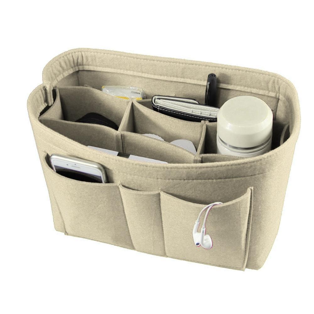 Handbag Inner Purse Portable Cosmetic Bags