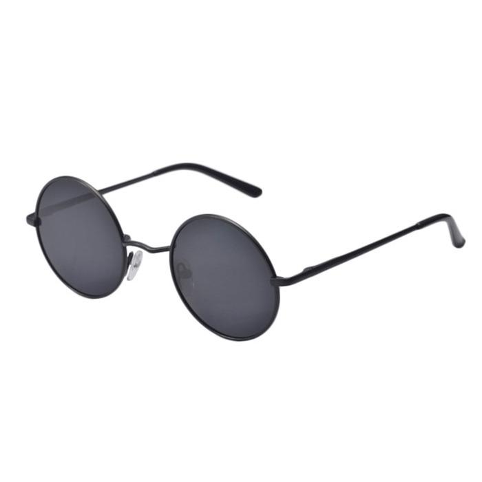 Classic Polarized Round Sunglasses
