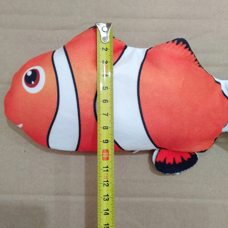Simulated fish toy in China