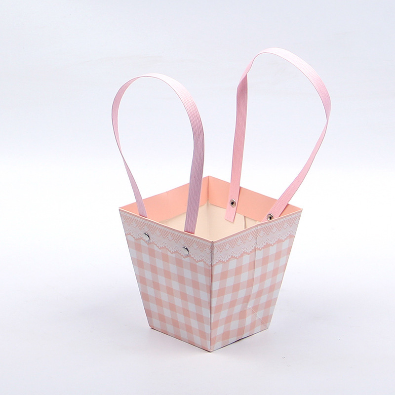 Customized flower bags