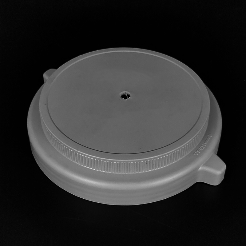 High quality food grade PP material OEM plastic injection juicer mixer blender cover