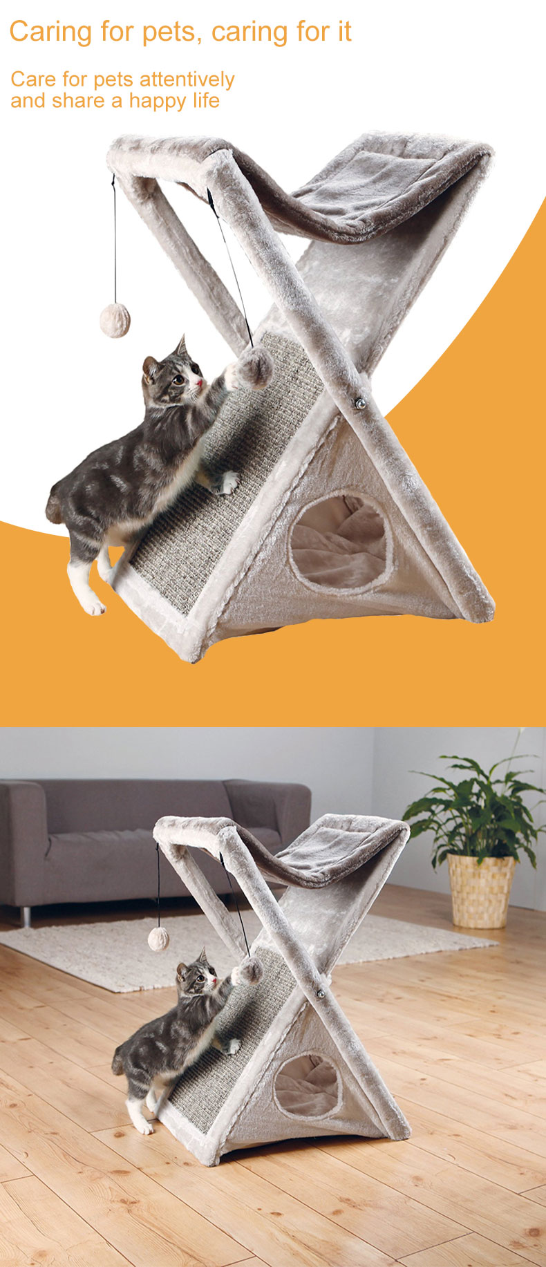 cat tree pet product