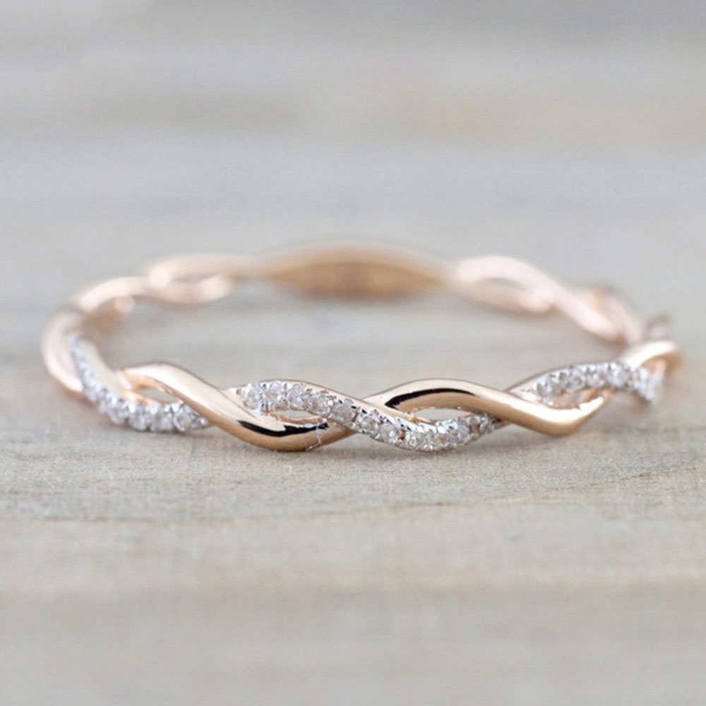 Austrian Crystals Gift Rings