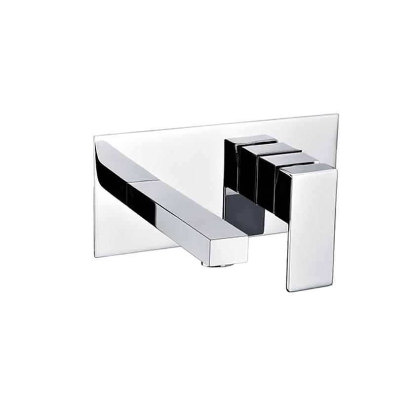 Single Level Concealed Bath Mixer