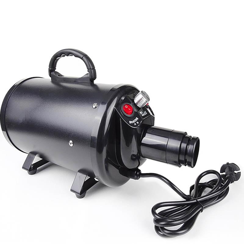 High power hair dryer