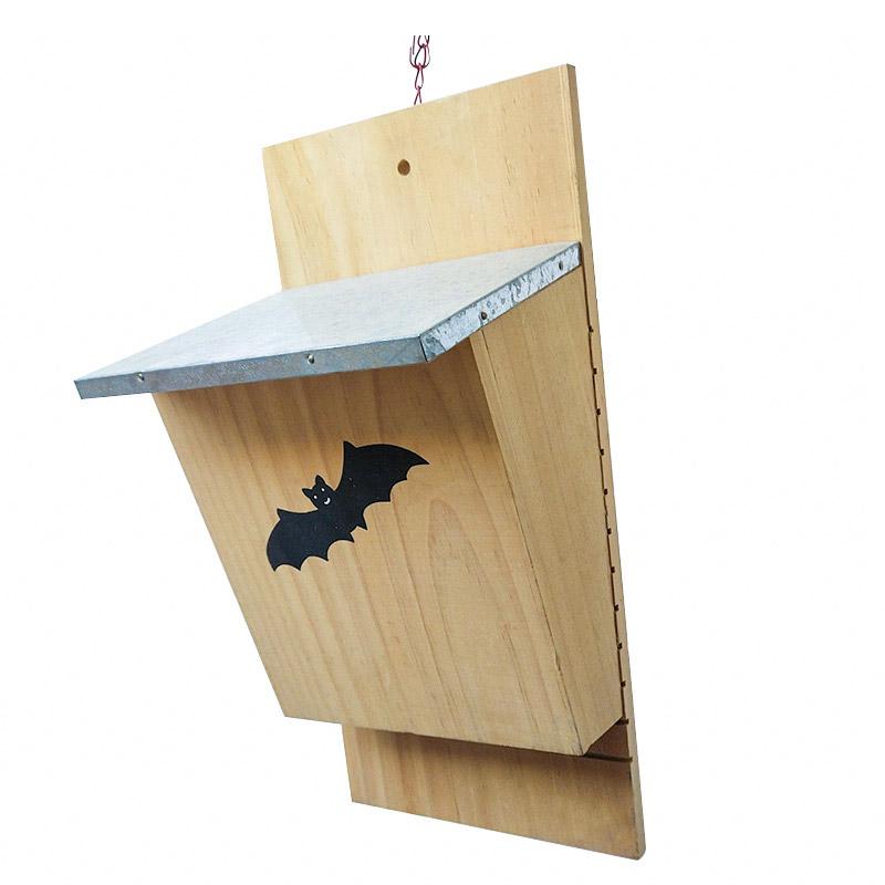 bat nest with a tin roof pet supplies