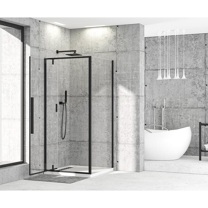 China Pivot Shower Enclosure manufacturer