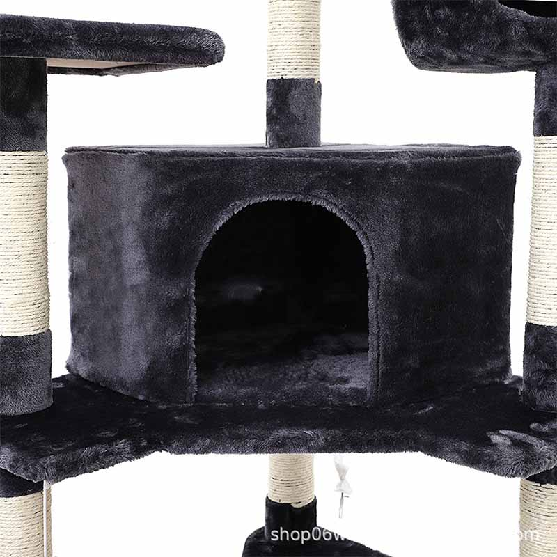 compound cat climbing frame