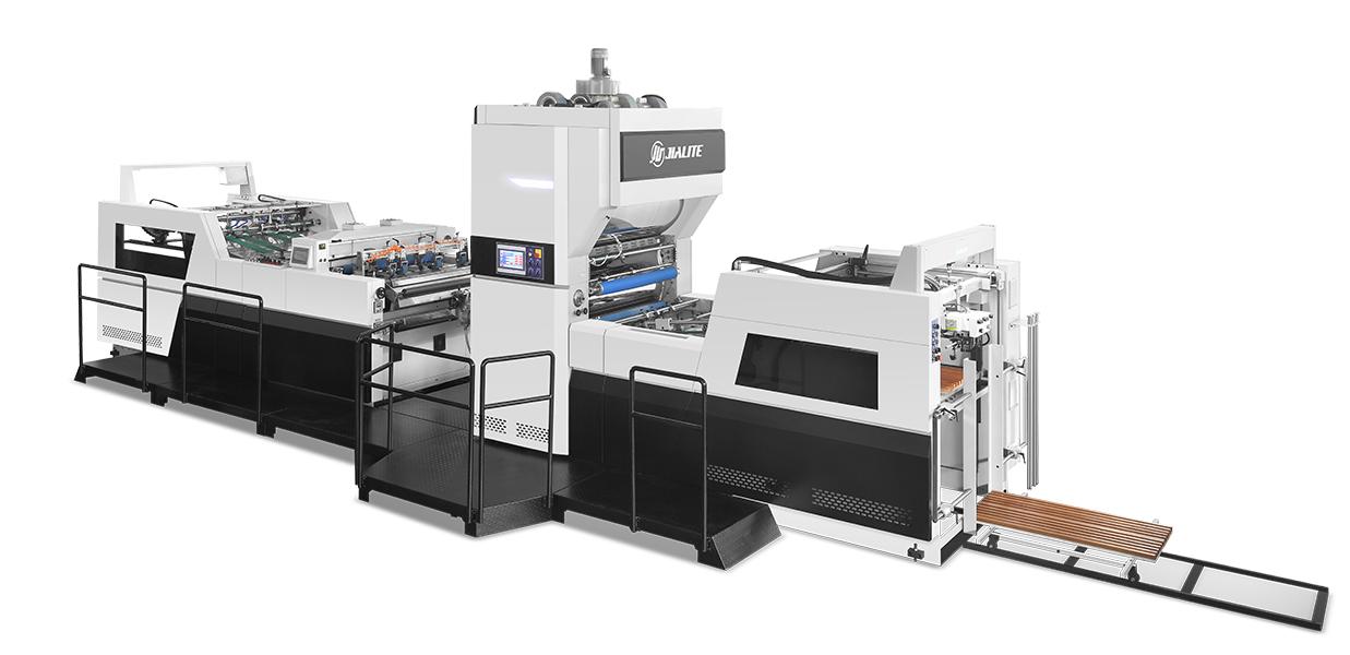 Automatic Metal Material Laminating Machine