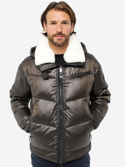 down jacket brand China