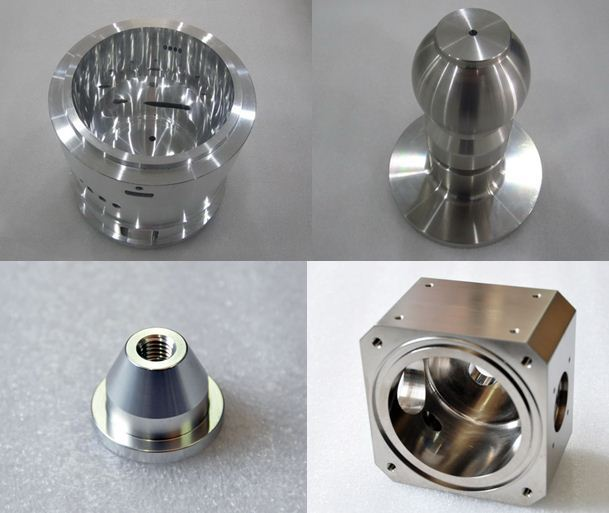 aluminum parts with cnc machining service