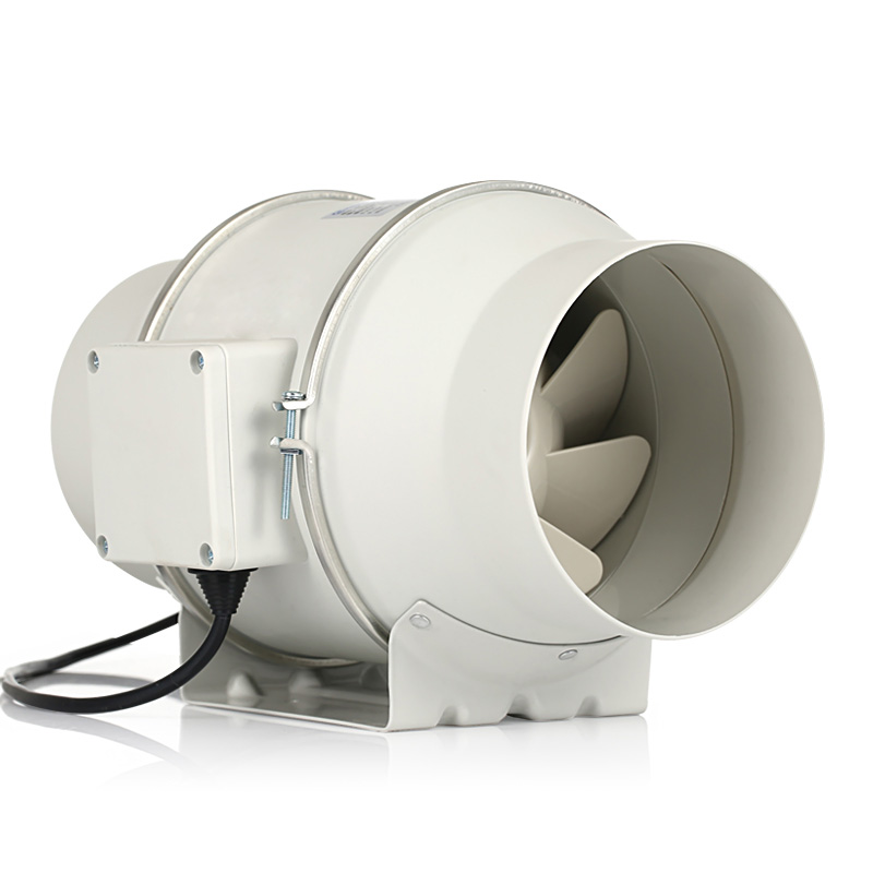 Inline Duct Air Extractor Silent Exhaust Fan