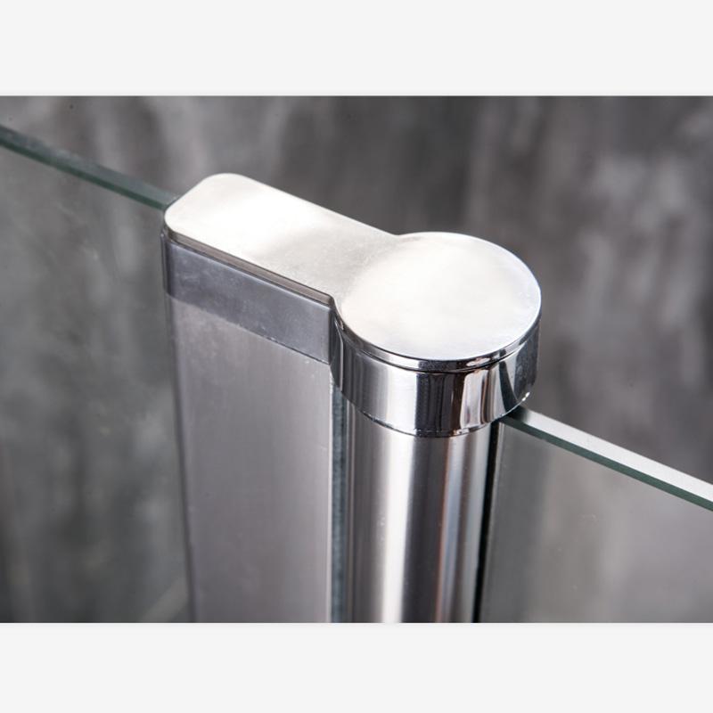 Swing bathtub screen