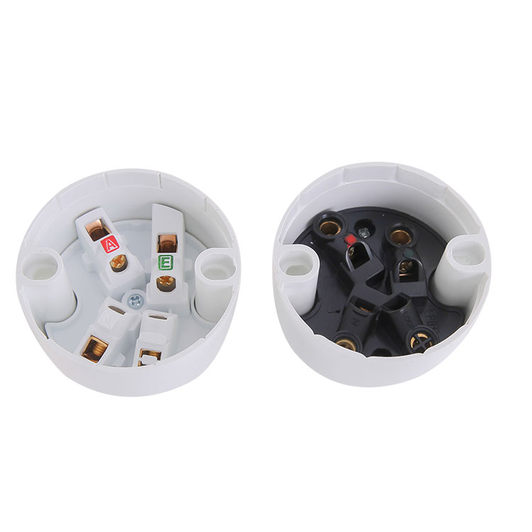 Electrical AS Wall Single and Double Surface Sockets