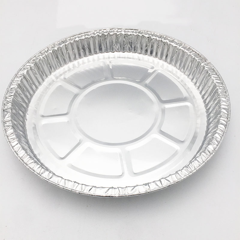 Aluminium Foil Trays With Clear Lids