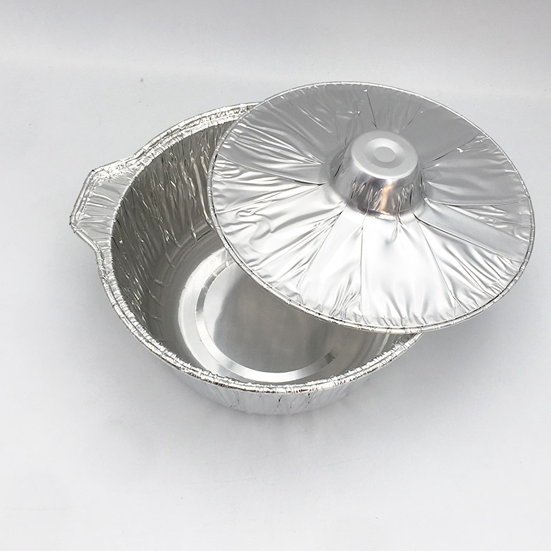 Aluminium pots With lids Supplier