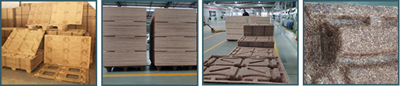 Wooden Pallet,China compressed wood pallet process Supplier