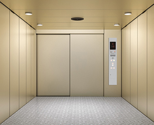 passenger freight elevator