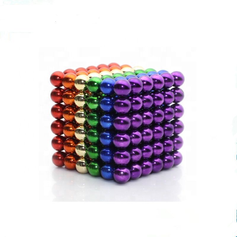 Strong and Uniform magnetism Magnetic Ball