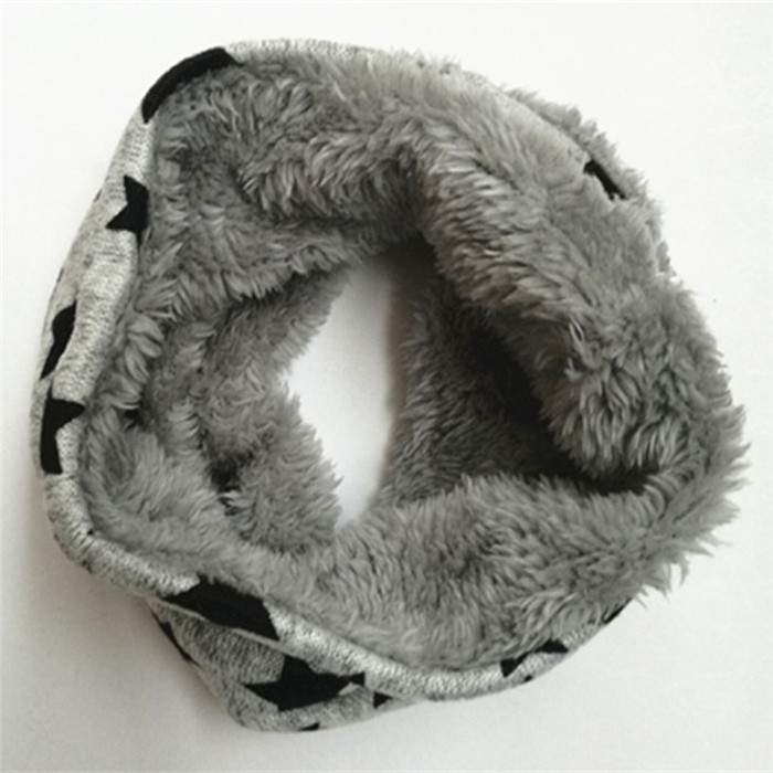 circle winter scarf infinity baby scarfs