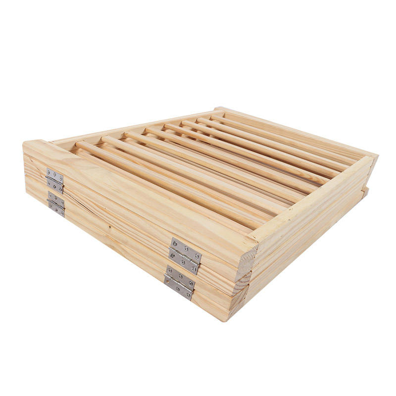 Solid wood dog fence pet supplies