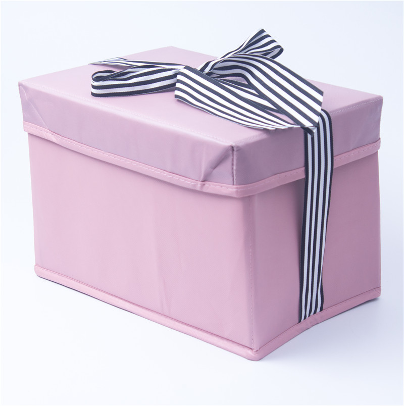 Storage boxes with lids