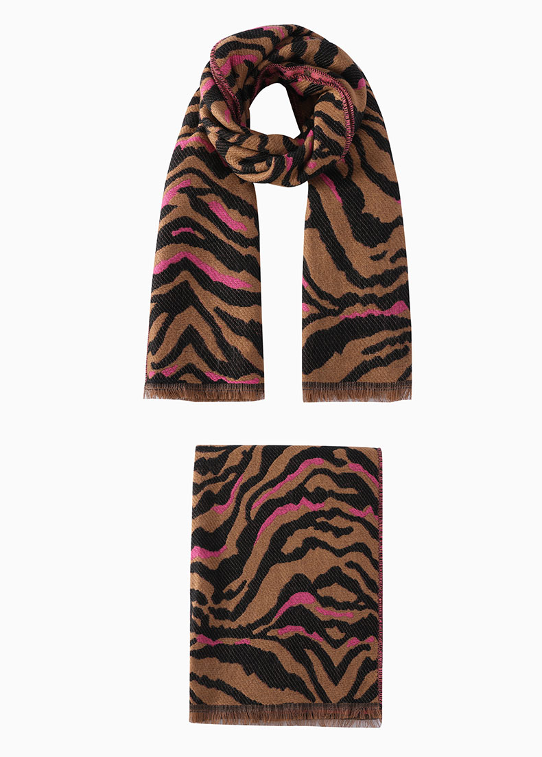 winter scarf styles