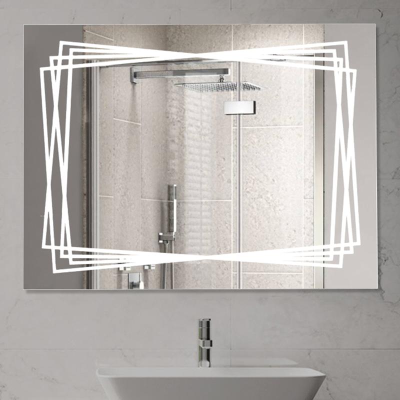 800x600mm LED Illuminated Mirror