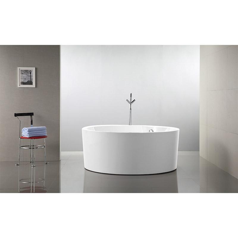Round shape bathtub manufacturers