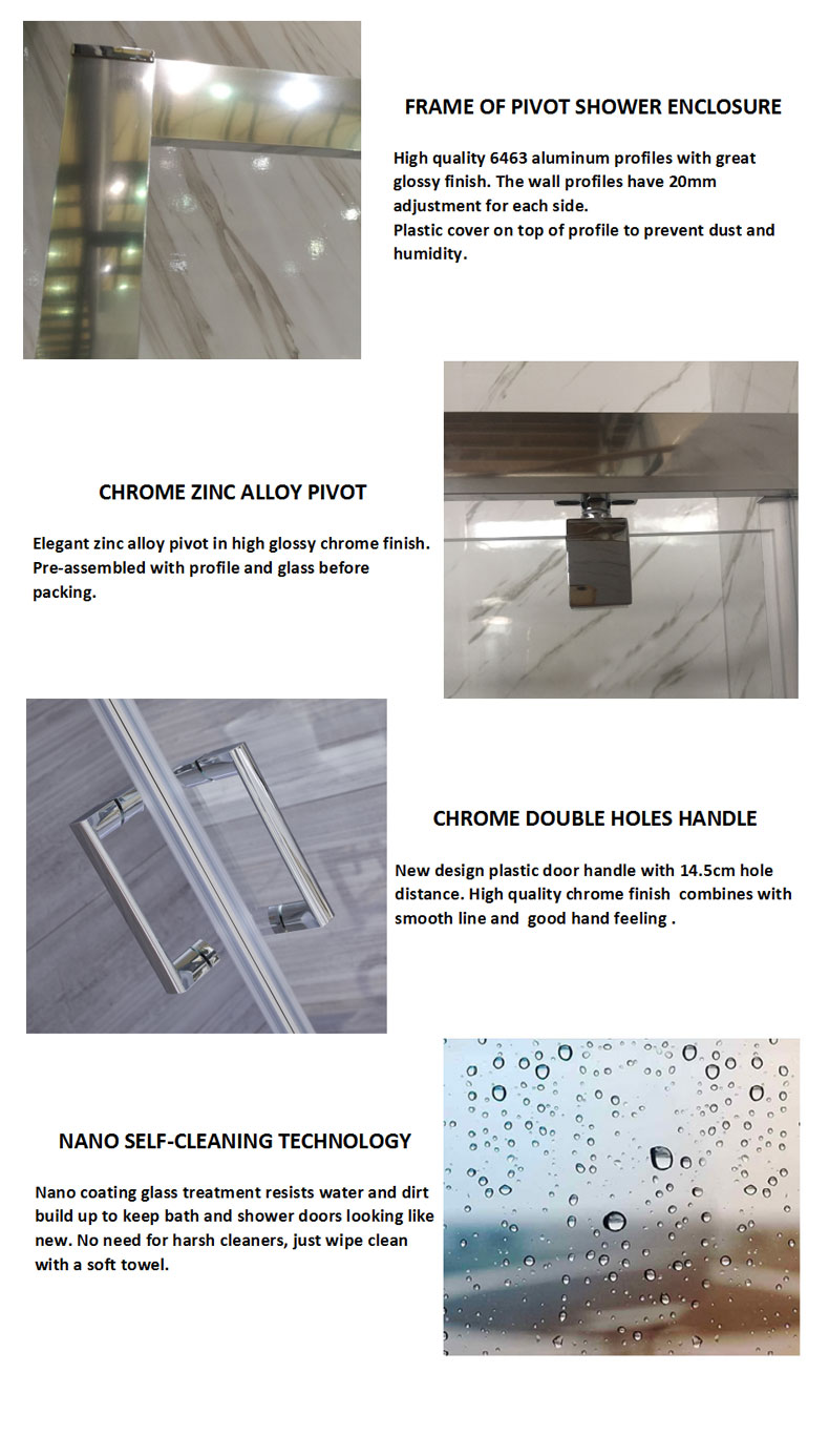 cleaning glass shower doors manufacturers