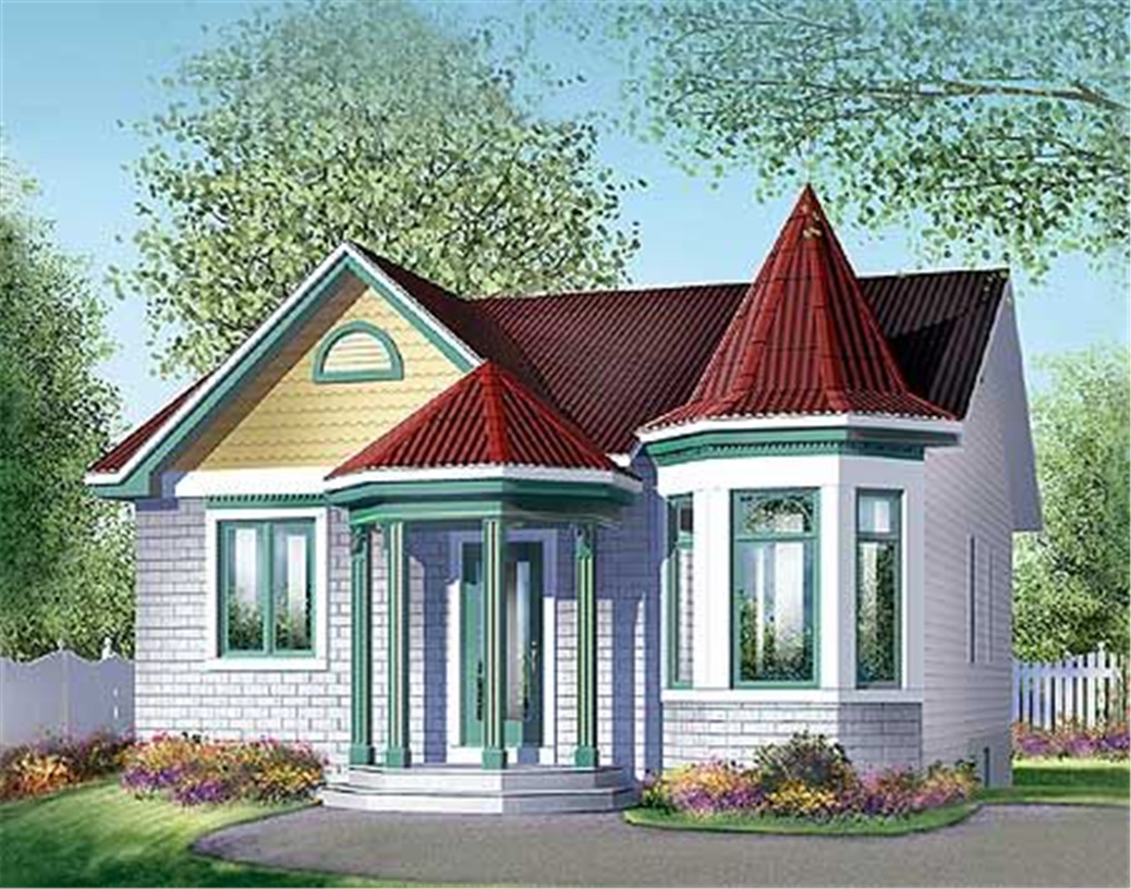 light steel villa house Supplier